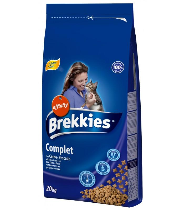 Brekkies gats complet adult